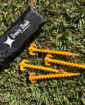 Grass Pegs Set